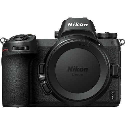 Nikon Z6 Body only (English/Fren/ Portu/Nethe/Ch i) Warranty