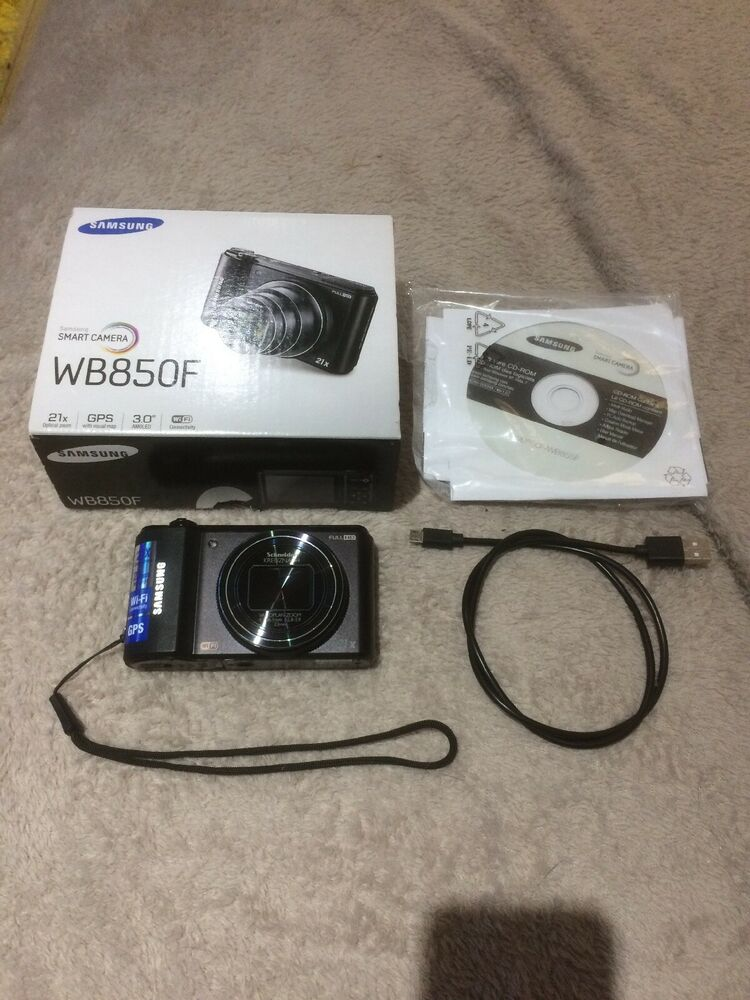 Samsung WB Series WB850F WiFi GPS 16.0MP Digital Camera -