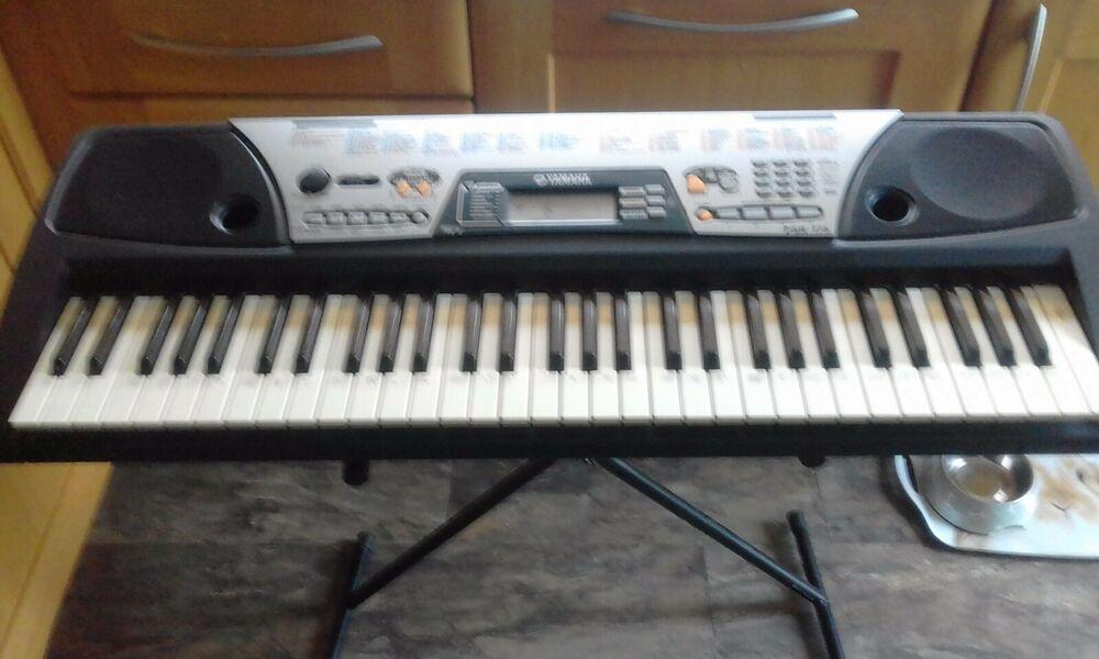 Yamaha PSR 175 keyboard 61keys
