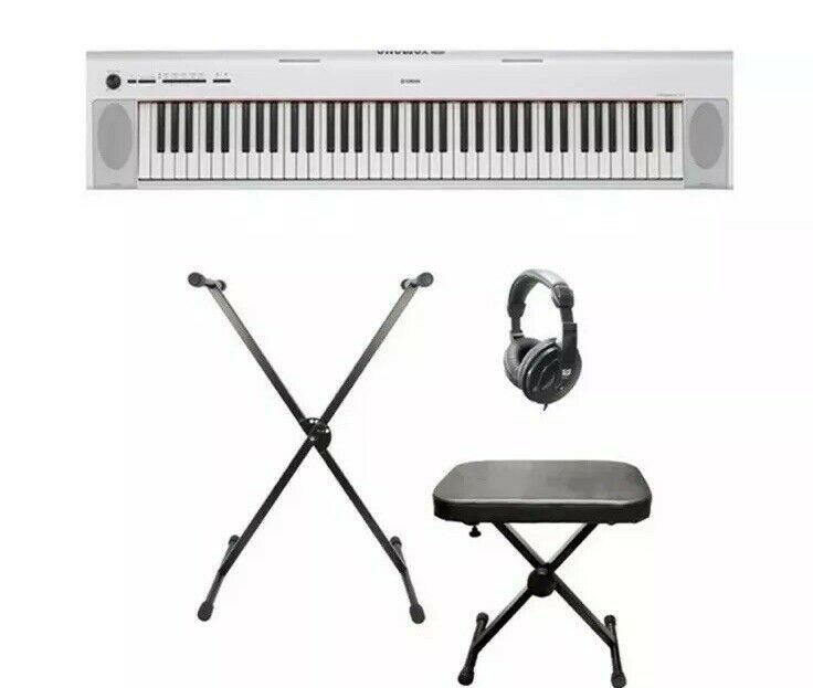 Yamaha Piaggero Np30 Electronic Keyboard Portable Grand
