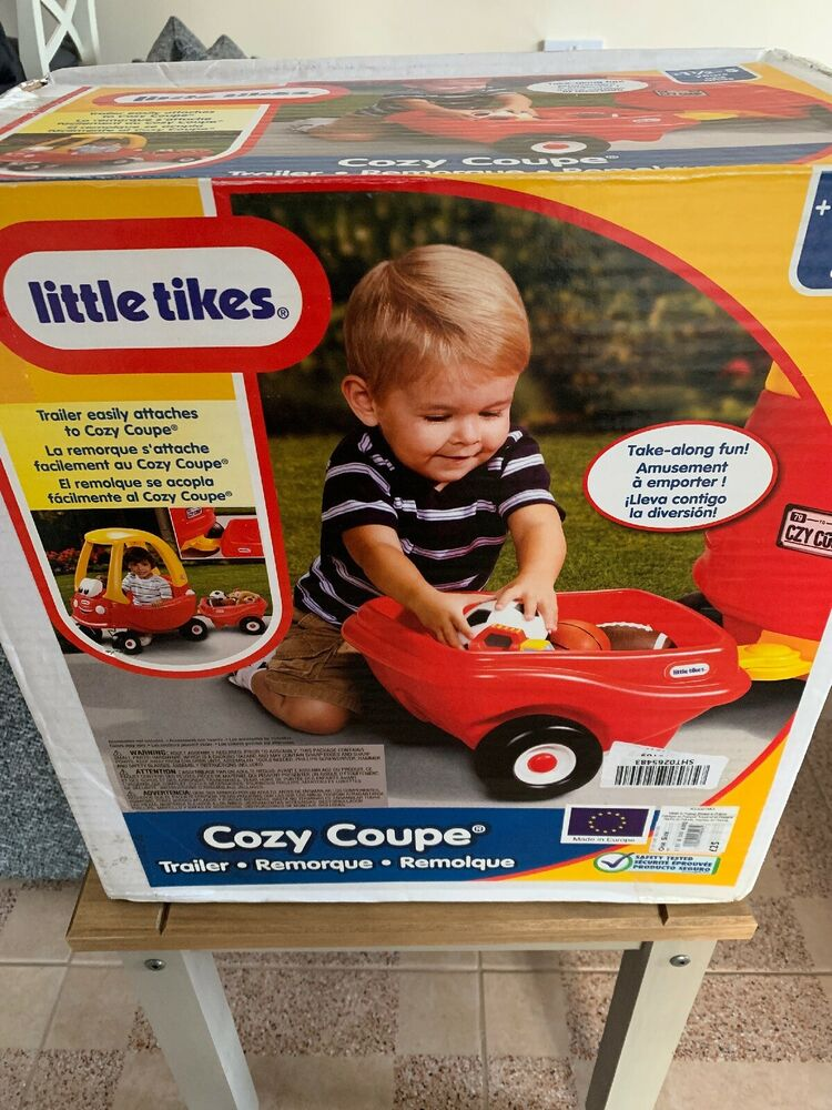 Little Tikes Cozy Coupe Trailer, Brand New In Box