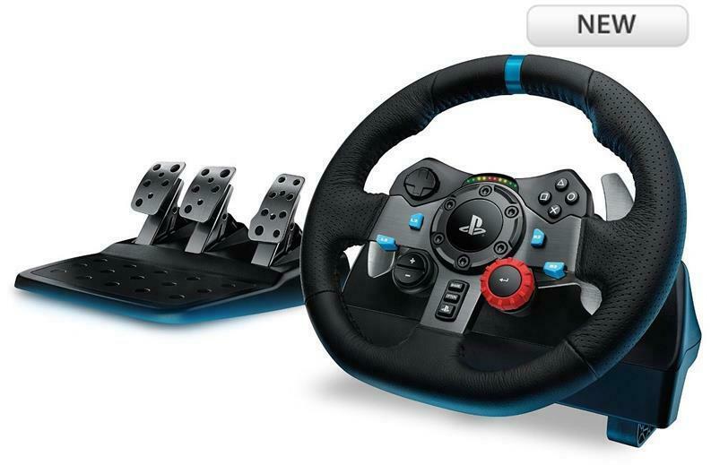 Logitech G29 Gaming Racing Wheel Driving Force G29 Racing