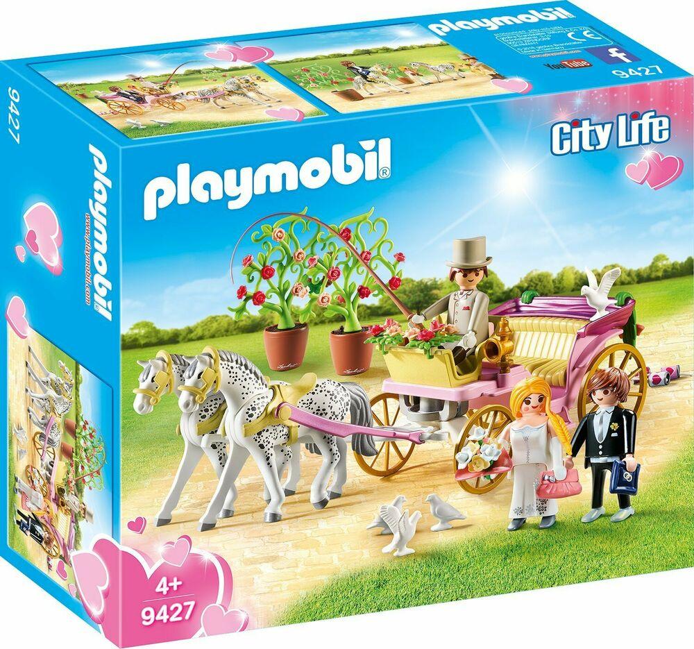 Playmobil  City Life Wedding Carriage