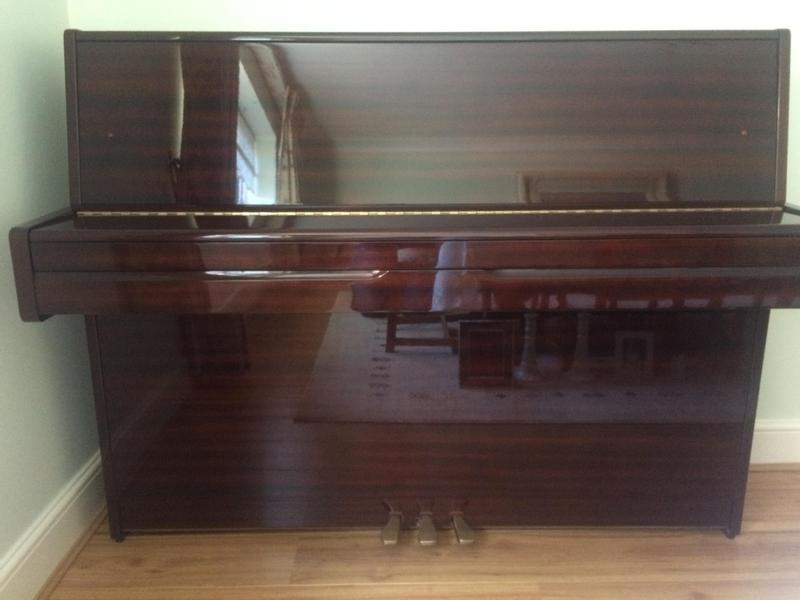 Upright Piano, great condition, hardly used