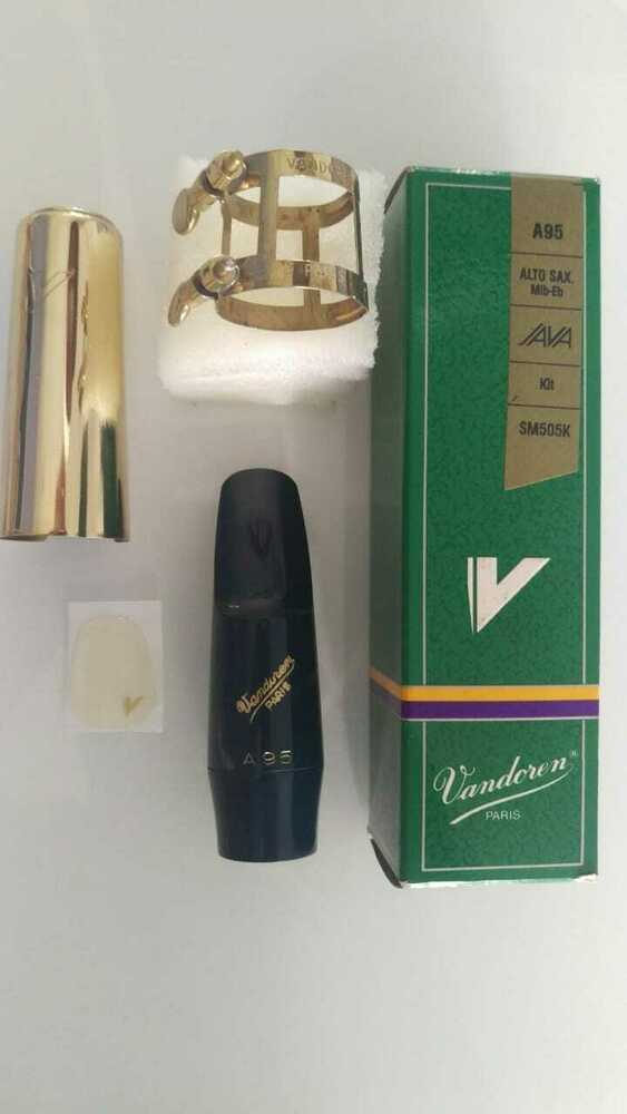 Vandoren JAVA BLUE A95 mouthpiece for Alto Sax -