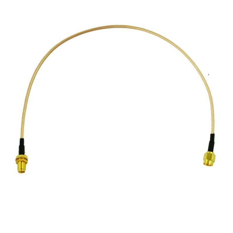 """3X(12.4"""" SMA male Plug to SMA female Jack RF Coaxial Coax"""