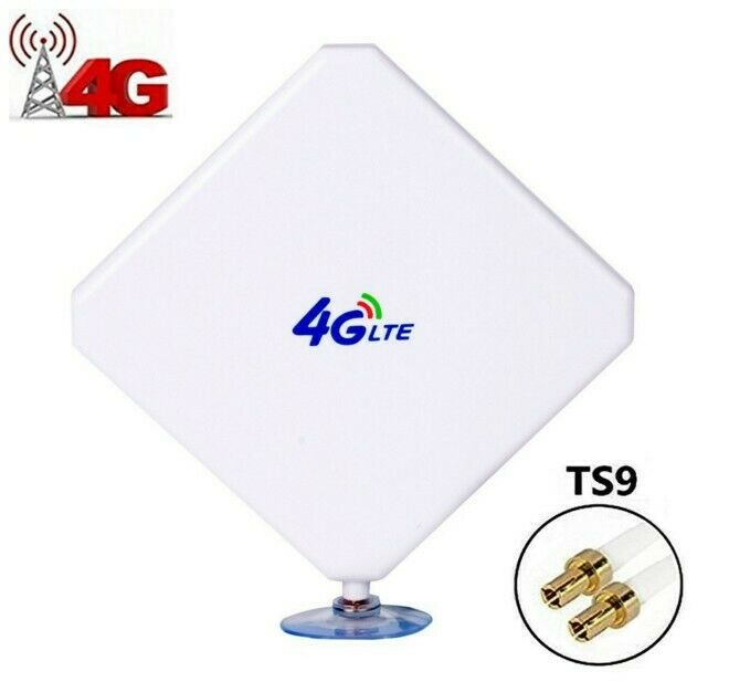 4G LTE antenna 35dbi TS9 Connector Signal Booster Amplifier