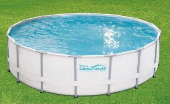 Summer Waves swimming pool 10ft