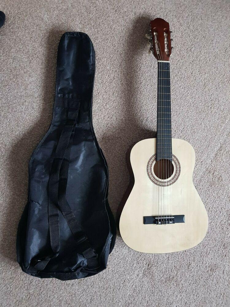 "Children's Acoustic Guitar Starter Package Pack 35"""