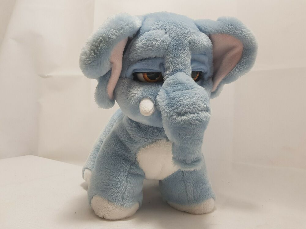Emotion Pets Lolly The Elephant Interactive Plush Soft Toy