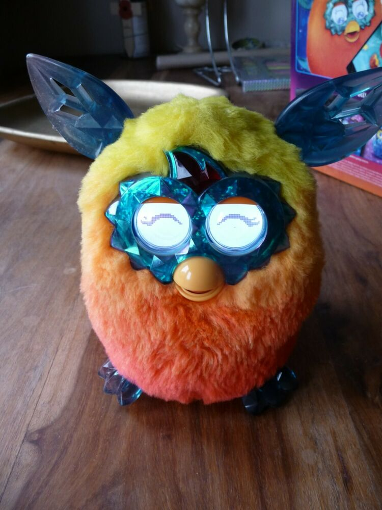 Furby Boom Crystal series Electronic interactive toy