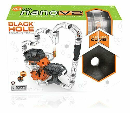 Hexbug Nano v2 Black Hole large play set. Brand New.