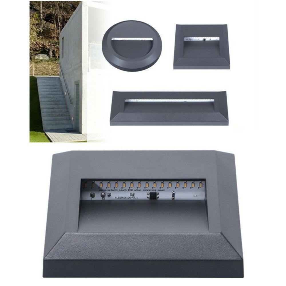 IP65 LED Wall Surface Mounted Brick Outdoor Orientation