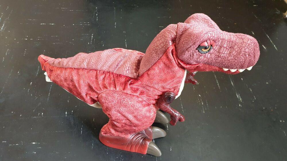 ZURU Robo Alive - walking and sound Red T-Rex