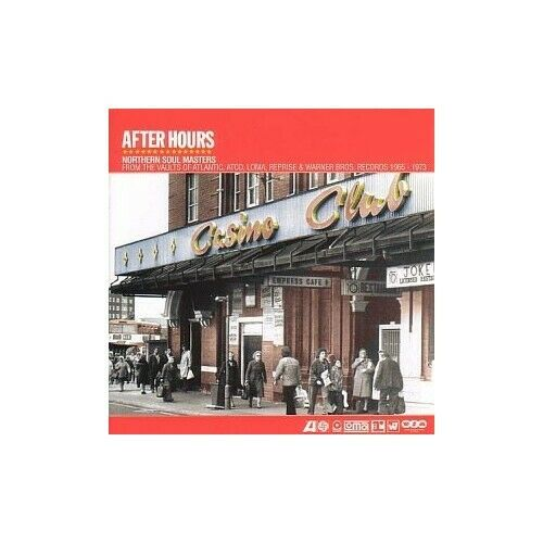 After Hours - Northern Soul Masters - After Hours - Northern