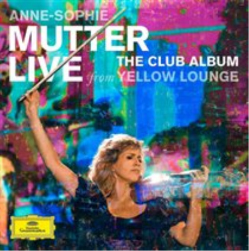 Anne-Sophie Mutter: The Club Album CD NEW