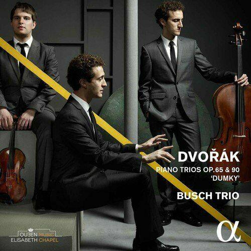Busch Trio - Dvorak: Piano Trios 3 and 4 Dumky [CD]