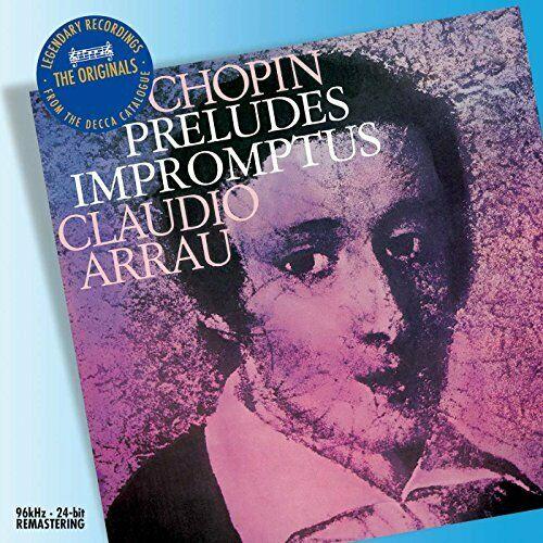 Chopin: Preludes / Impromptus (DECCA The Originals) - CD
