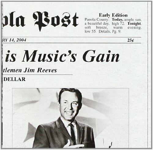 Jim Reeves - His Personal Best - Jim Reeves CD S8VG The