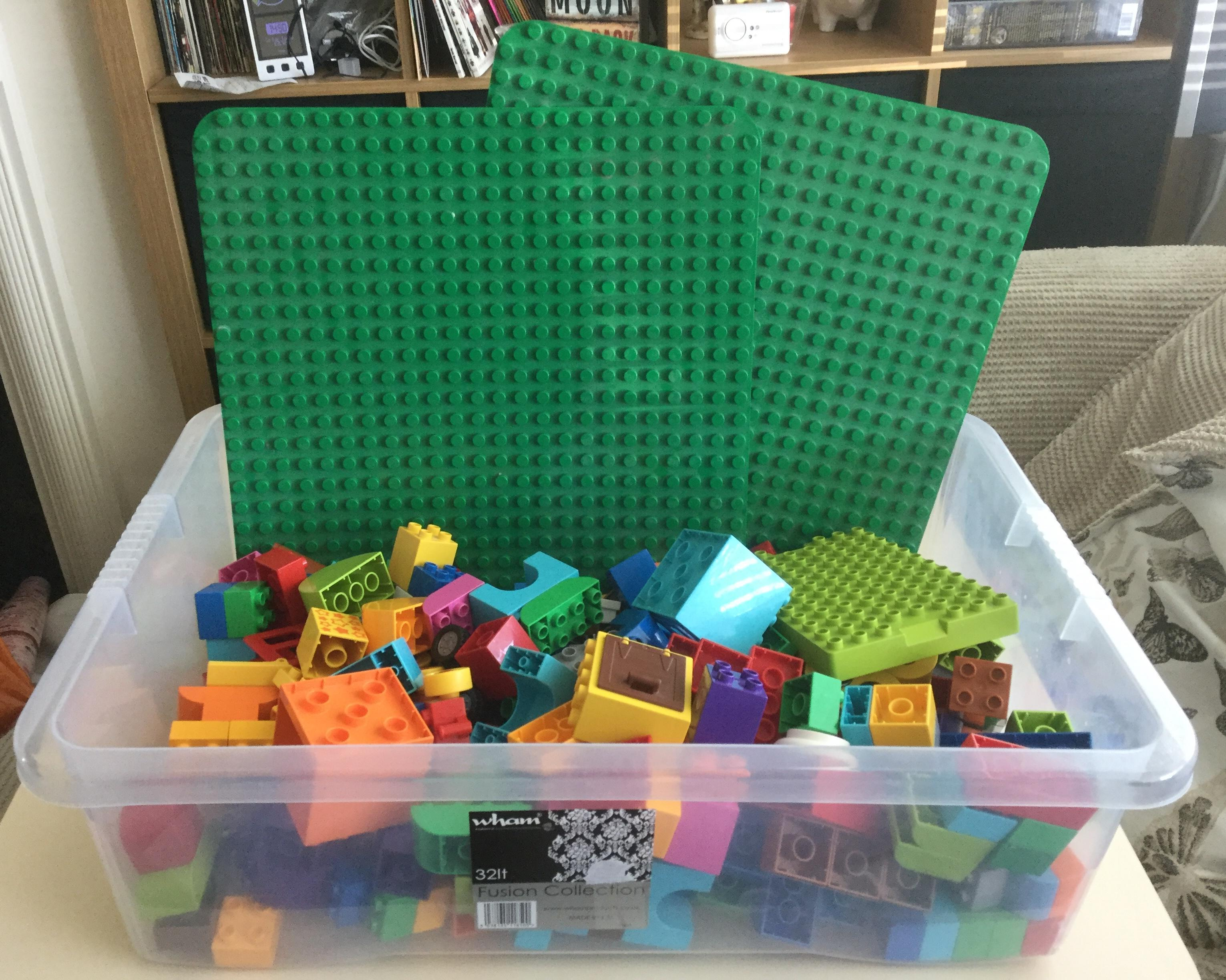 Lego Duplo - not £40 open to offers