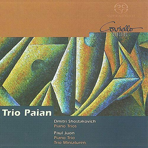 PIANO TRIOS NOS.1 and 2/PIANO TR - PAIAN TRIO [CD]