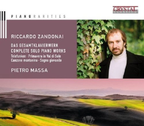 Pietro Massa-Complete Solo Piano Works (US IMPORT) CD NEW