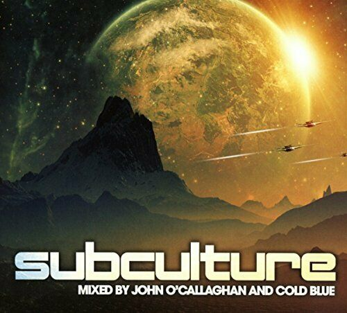SUBCULTURE - BLUE JOHN OCALLAGHAN and COLD [CD]