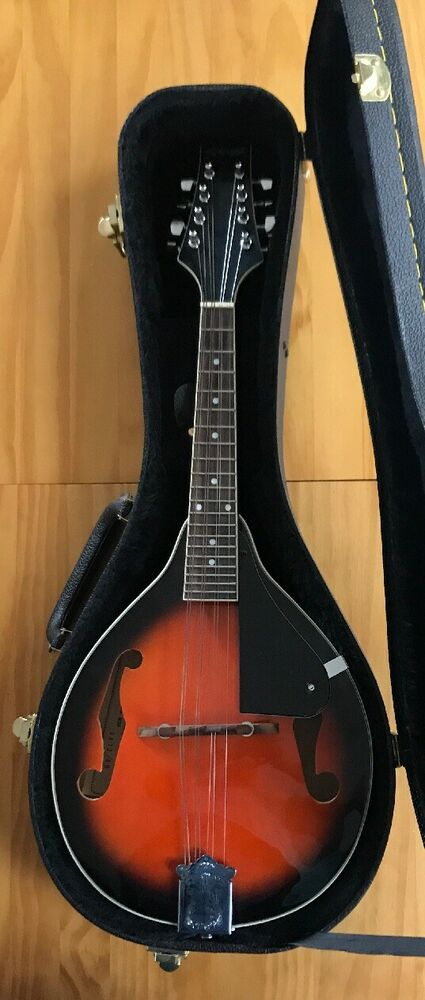 Stagg Traditional Bluegrass Mandolin Package
