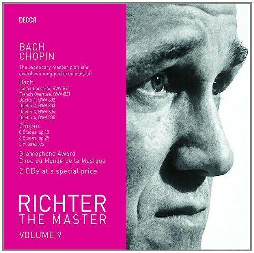 Sviatoslav Richter - Bach / Chopin: Richter the... -