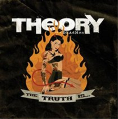 Theory of a Dead Man-The Truth Is... (US IMPORT) CD NEW