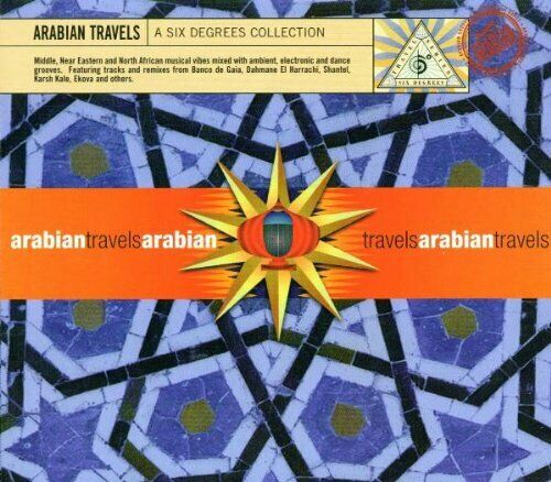 Various Artists - Arabian Travels - Various Artists CD OTVG