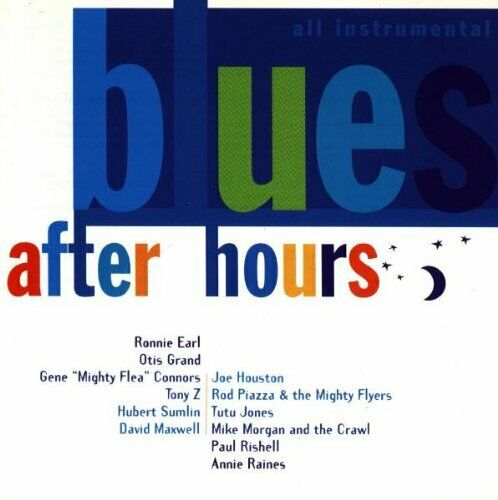Various Artists - Blues After Hours - Various Artists CD