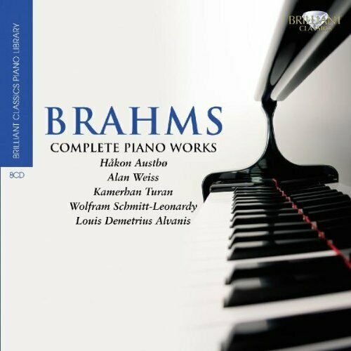 Various Artists - Brahms - Complete Piano Works - Various