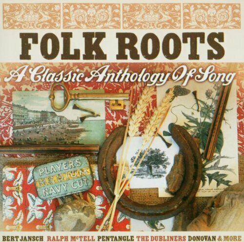 Various Artists - Folk Roots - Various Artists CD UYVG The
