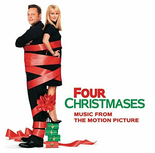 Various Artists - Four Christmases - Various Artists CD QELN