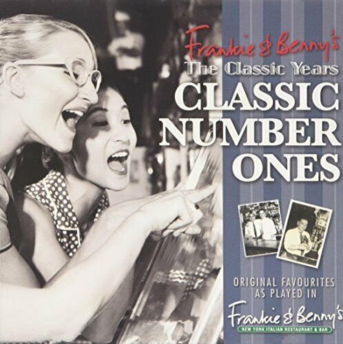 Various Artists - Frankie & Benny's The Classic Yea... -