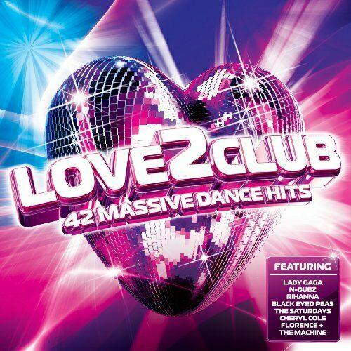 Various Artists - Love 2 Club - Various Artists CD FSVG The