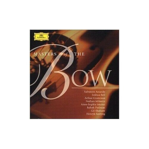 Various Artists - Masters of the Bow - Various Artists CD