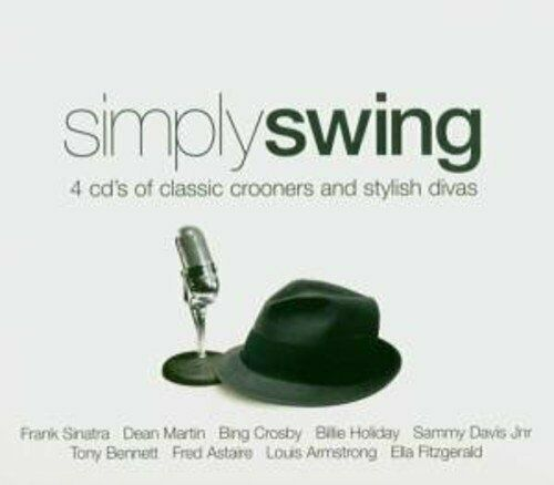 Various Artists - Simply Swing - Various Artists CD WYLN The