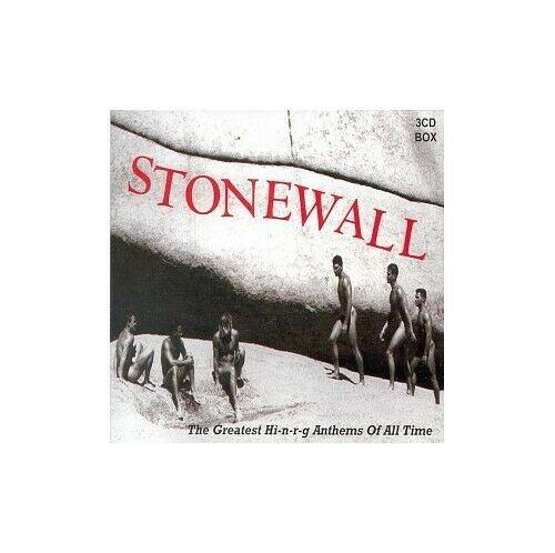 Various Artists - Stonewall - Hi N-R-G Anthems - Various