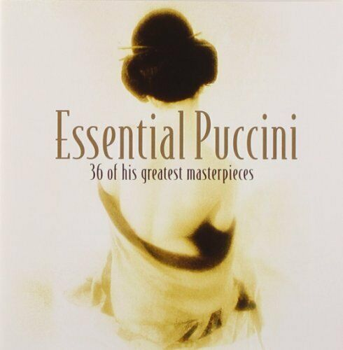 Various Artists - The Essential Puccini - Various Artists CD