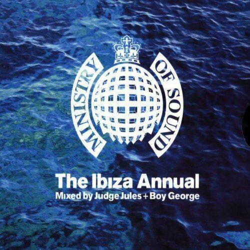 Various Artists - The Ibiza Annual - Various Artists CD GCVG