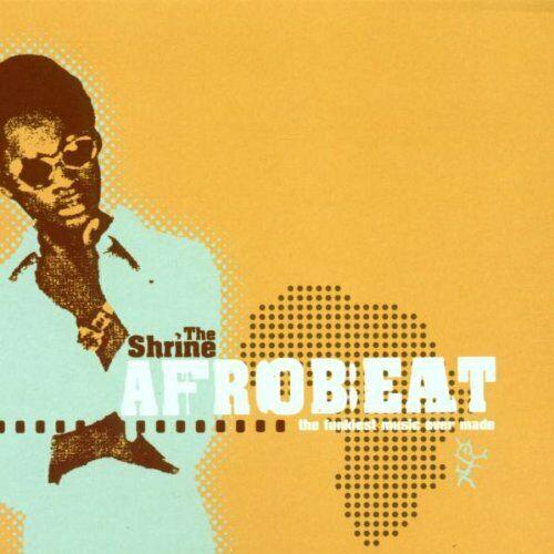 Various Artists - The Shrine - Afrobeat - Various Artists CD