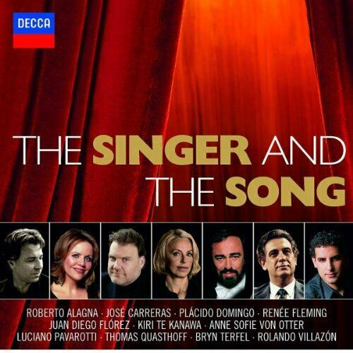 Various Artists - The Singer And The Song - Various Artists
