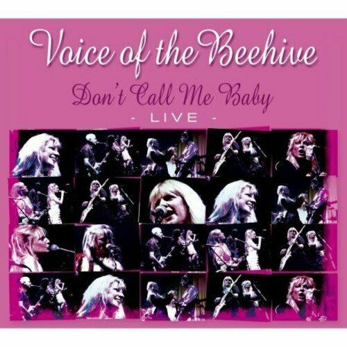 Voice Of The Beehive - Dont Call Me Baby [CD]