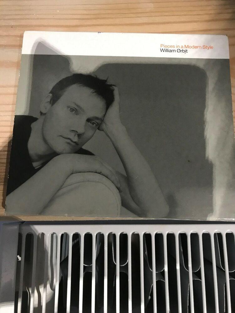 William Orbit: Pieces In A Modern Style CD ()
