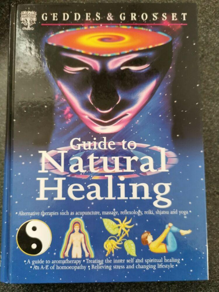 Guide to Natural Healing Hardback Book