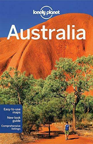 Lonely Planet Australia (Travel Guide), Walker, Benedict,