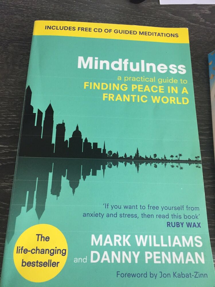Mindfulness: A Practical Guide to Finding Peace in a Frantic