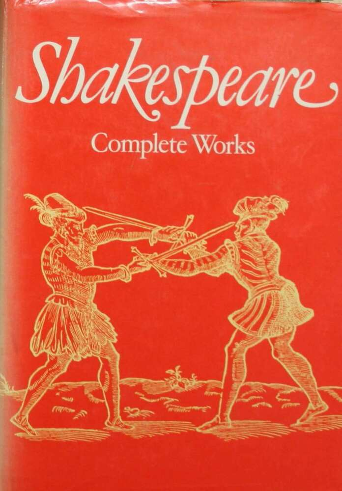 Shakespeare, William, Complete Works (Oxford Standard